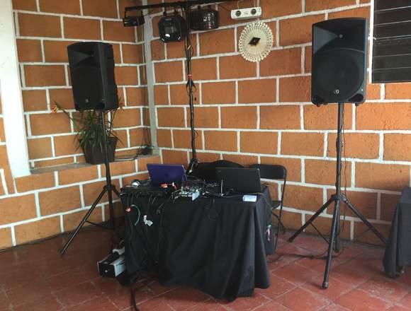 LUZ Y SONIDO PROFESIONAL PARA TU EVENTO