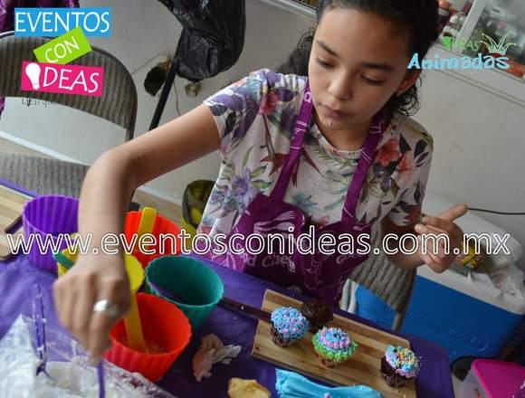 MASTER CHEF PARTY PARA NIÑOS Y MINI COCINERITAS