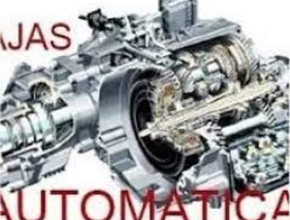 SERVICIO MANTENIMIENTO DE CAJAS AUTOMATICAS