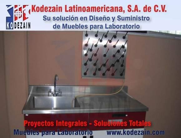 MESAS DE LAVADO KODEZAIN