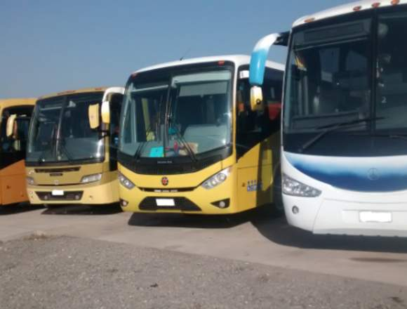 Buses de turismo Dasilvatur