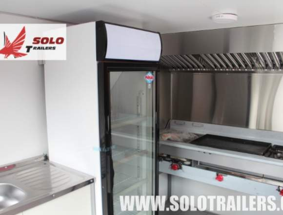 Food Truck Chile 2,5x2mts