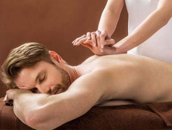 Masajes Relajantes y Terapéutico