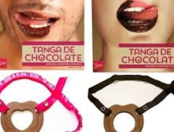 TANGA DE CHOCOLATE - PLAZA NORTE