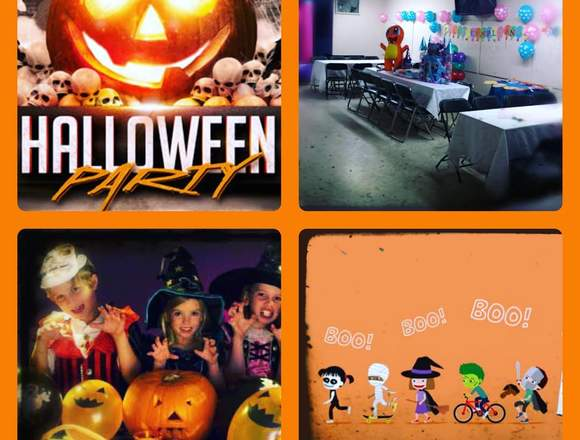 Celebra tú Halloween con nosotros en Salón CAS