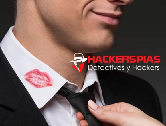 Detectives Privados Investigadores hackers
