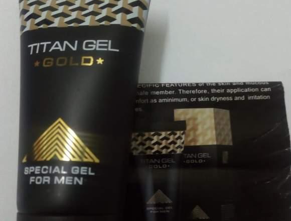 Venta de Titan Gel Gold en Arequipa,  917008427