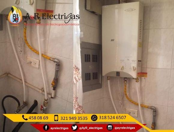 Reparacion y Mantenimiento de Calentadores 4580869
