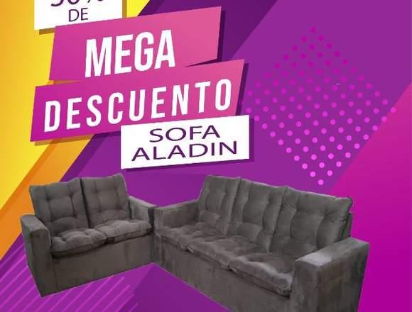Sofa Aladin Promo 30% de descuento