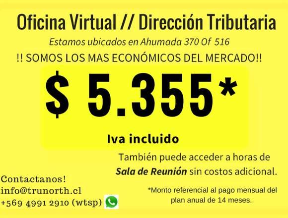 Direc. Tributaria Y Comercial // Oficina Virtual