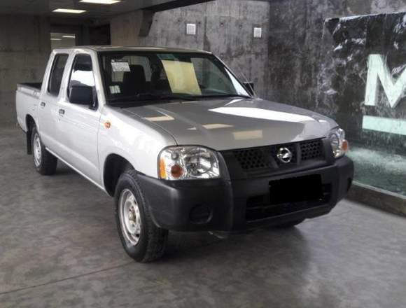NISSAN NP300 2014 CABINA DOBLE
