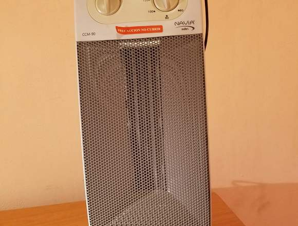 Calefactor Portatil Electrico Man Ccm-90
