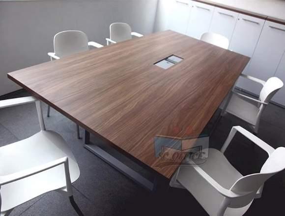 Mesas de juntas para oficinas