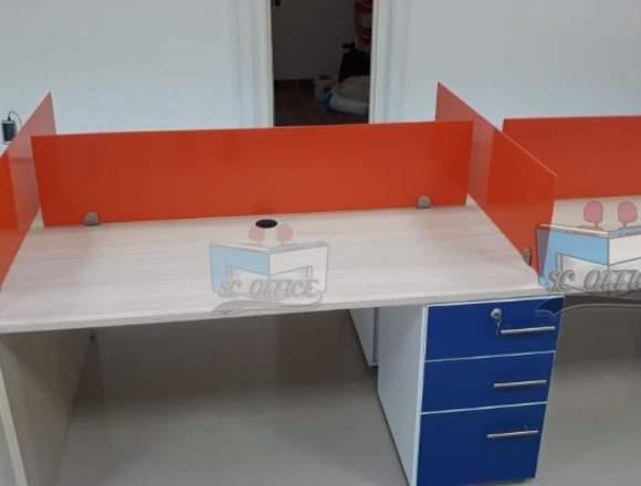 Puestos de trabajo para oficinas