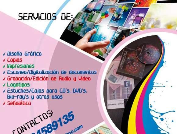 CMYK Comunicación Visual - Ing. Carlos Utreras