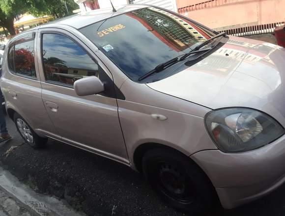 Vendo Toyota Vitz 2003