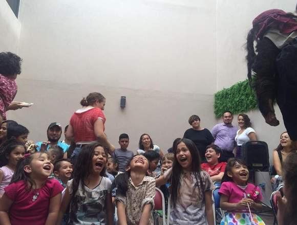 MAGO ROLANDO fiestas infantiles de verdad DIVIERTE