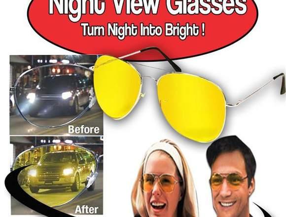 Lente Hd vision nocturna Para Conducir Noche