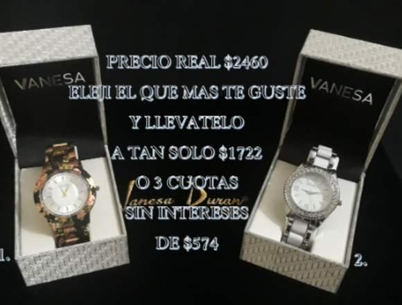 Reloj Vanesa Spring/Glam