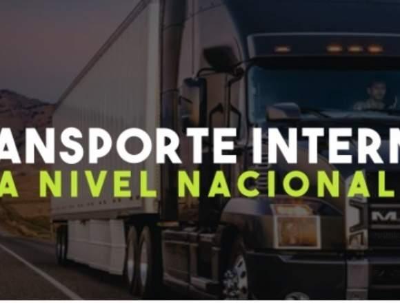 TRANSPORTE INTERNO A NIVEL NACIONAL- ERCAFREIGHT