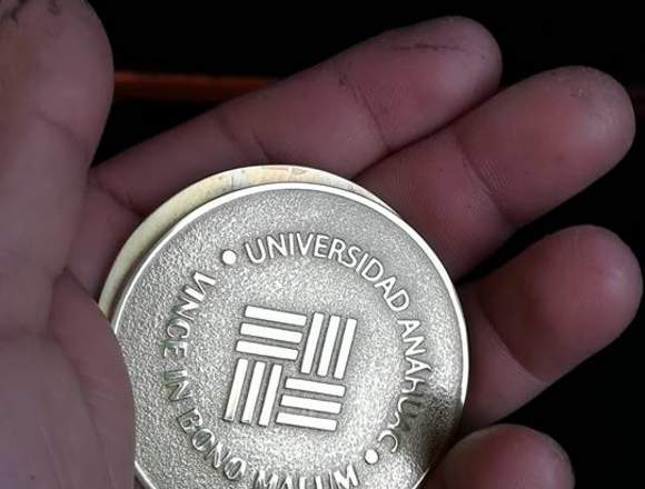 MONEDAS, MEDALLAS PERSONALIZADAS-CONMEMORATIVAS