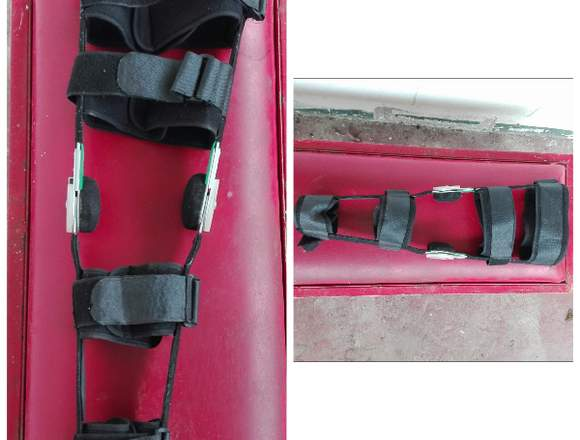 Brace de rodilla de 60 cms