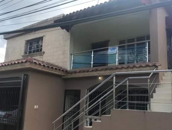 Casa en alquiler en autopista San Isidro