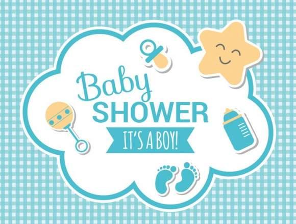 Gran servicio para tu Baby shower