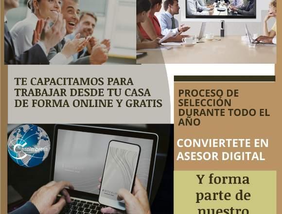 Asesores Digitales de habla Hispana