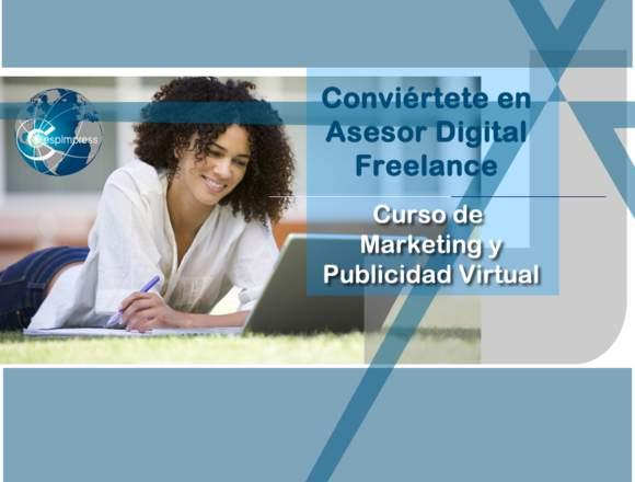 Conviértete en Asesor Digital Freelance
