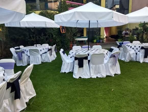 Jardín Privado para Fiestas en Colonia Del Valle