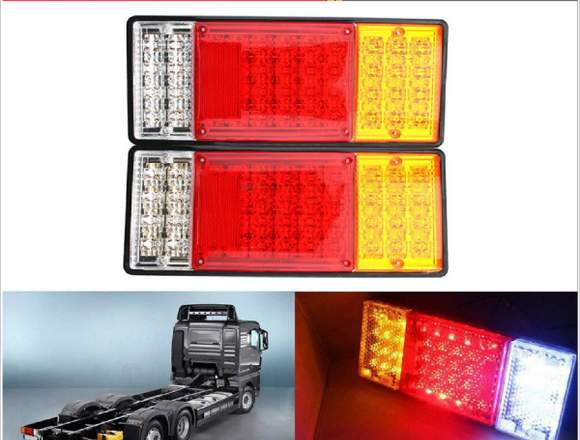Luces traseras LED (Grandes)