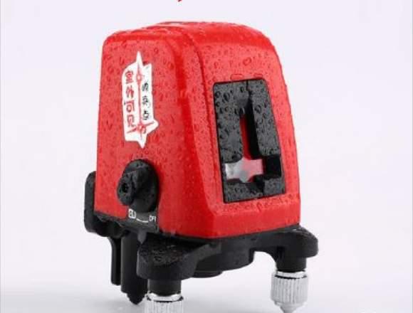 Nivel Laser Autonivelante 2 Lineas Y Un Punto 360º