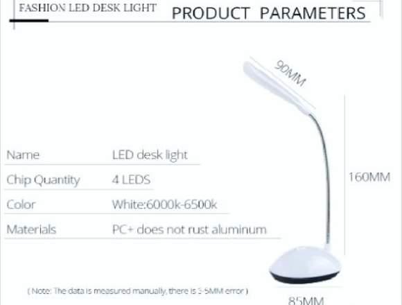 VELADOR LED (MINI) PARA LECTURA
