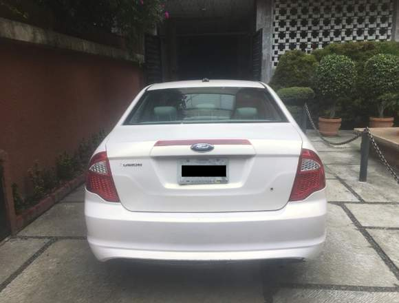 Ford Fusion 2010, S 14 TA impecable