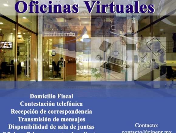 Oficinas Físicas, Virtuales Todo incluido!!!