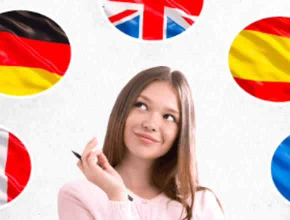 Vendo cursos de Ingles e Italiano