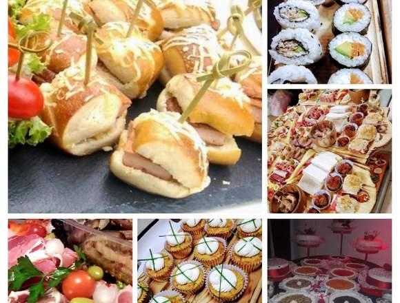 Servicio de Catering Quiero Fiesta Catering