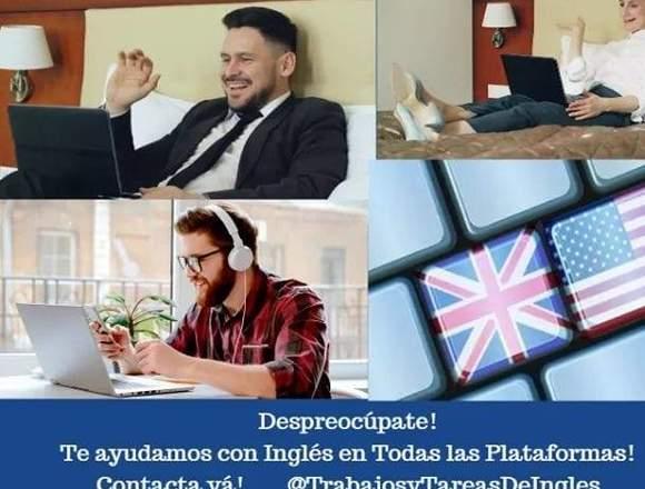 Apoyo en Tareas y Trabajos de Inglés