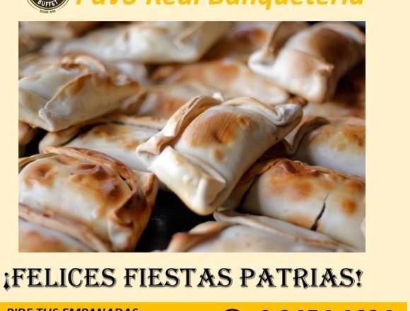Comida para Fiestas Patrias