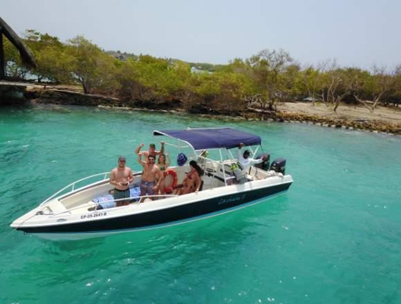 Renta De Yates Y Botes en Cartagena