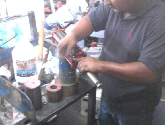 Reparación y Mantenimiento d Maquinas industriales