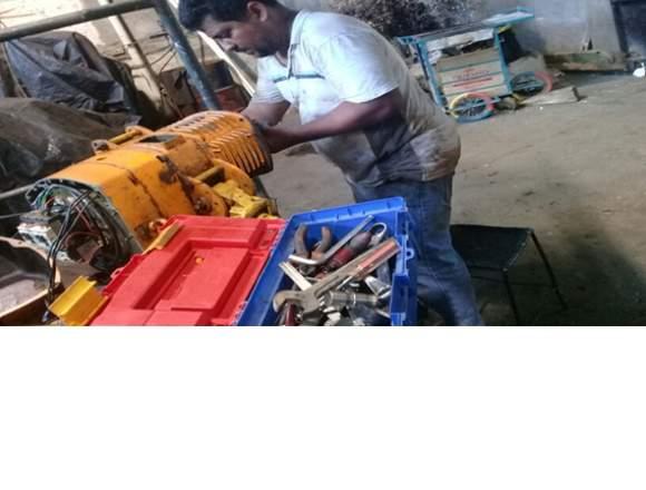 Reparación y Mantenimiento de Generadores