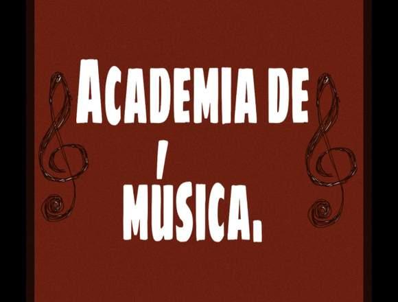 ACADEMIA DE MUSICA TEPOJACO.