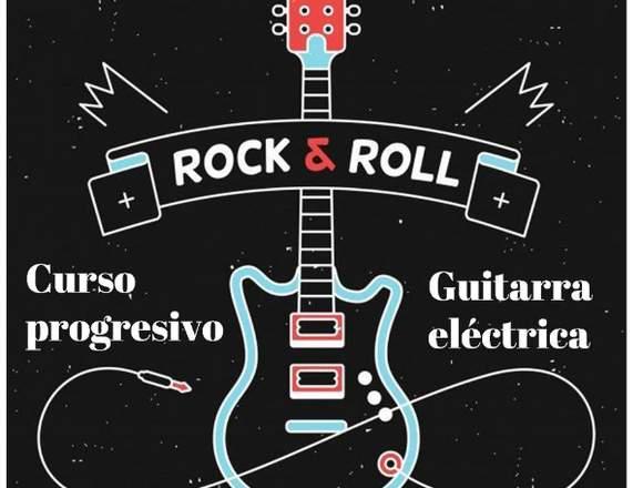Curso Progresivo de Guitarra Eléctrica