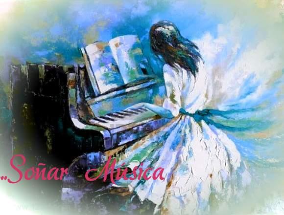 Clases de Piano y Teclados