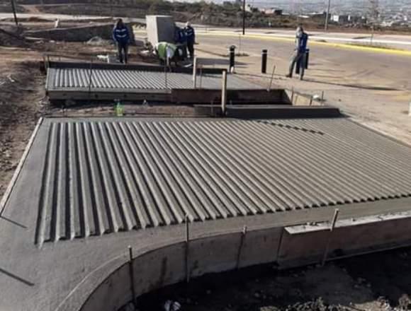 """Pisos De Concreto y Remodelaciones """"Alta Calidad"""""""
