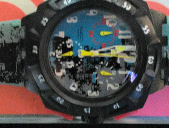 Reloj Swatch 3piñones