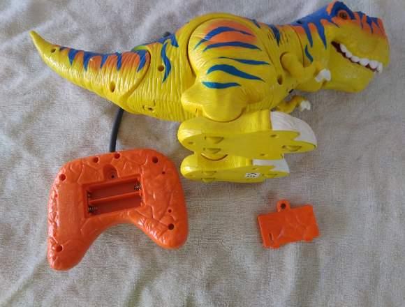 Dinosaurio A Control Remoto (dino Buddy)
