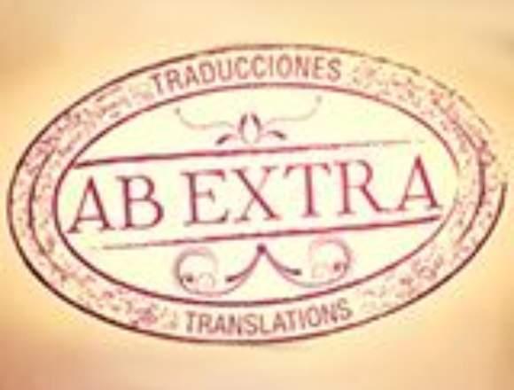 [AB EXTRA] ● Traducciones